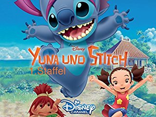 Disney Yuna & Stitch stream