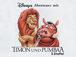 Disneys Abenteuer mit Timon und Pumbaa stream