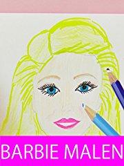 DIY Barbie malen  Kathi versucht Barbie zu malen  Kann man sie erkennen stream