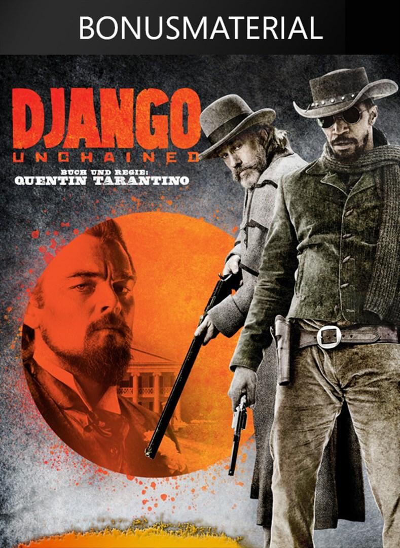 Django Unchained (inklusive Bonus-Kurzfilm) - stream