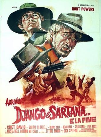 Django und Sartana kommen stream