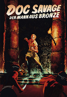 Doc Savage - Der Mann aus Bronze stream