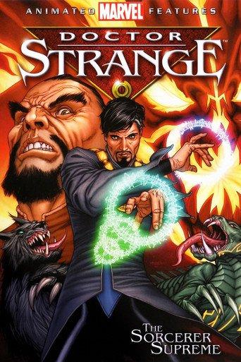 Doctor Strange stream