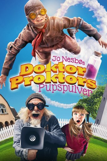 Doktor Proktors Pupspulver Stream