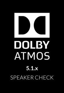 Dolby Atmos Speaker Check stream