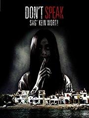 Film Don't Speak - Sag kein Wort! Stream