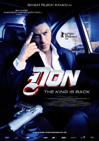 Don - The king is back stream