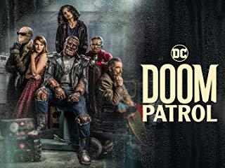 Doom Patrol - stream