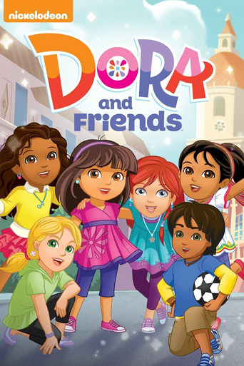 Dora & Friends stream