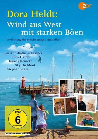 Dora Heldt: Wind aus West mit starken Böen - stream