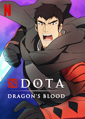 DOTA: Dragon's Blood Stream