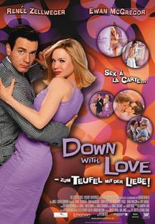Down with Love - Zum Teufel mit der Liebe! stream