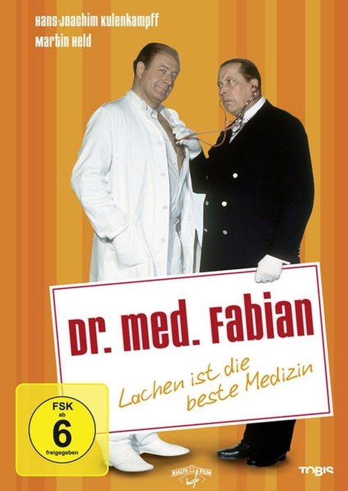 Dr. med. Fabian - Lachen ist die beste Medizin stream