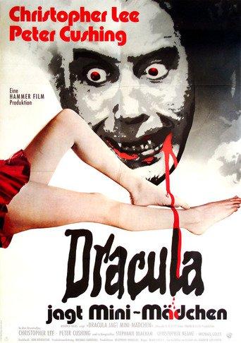 Dracula jagt Minimädchen Stream