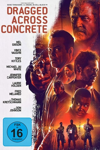Dragged Across Concrete Stream