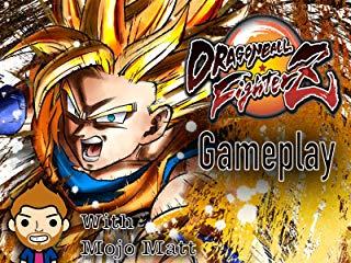 Dragon Ball Fighter Z Gameplay With Mojo Matt stream