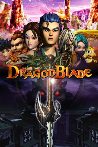 Dragonblade stream
