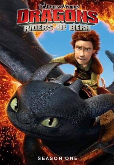DreamWorks Dragons: Auf zu neuen Ufern stream