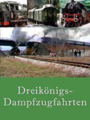 Dreikönigs-Dampfzugfahrten stream
