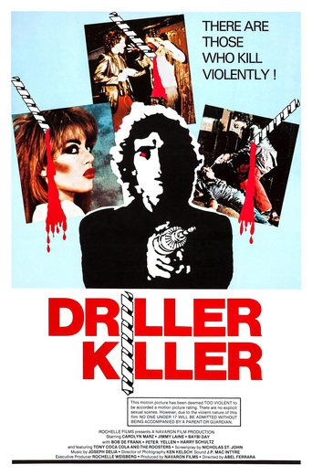 Driller Killer stream
