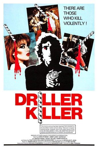 Driller Killer - stream