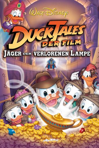 DuckTales - Der Film, Jäger der verlorenen Lampe stream