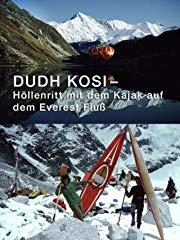 Dudh Kosi Höllenritt mit dem Kajak auf dem Everest Fluß stream