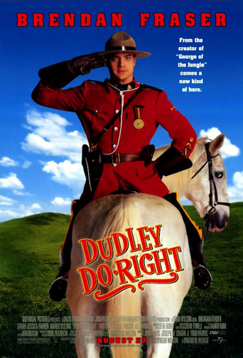 Dudley Do-Right stream