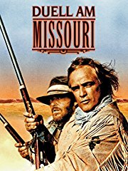 Duell am Missouri stream