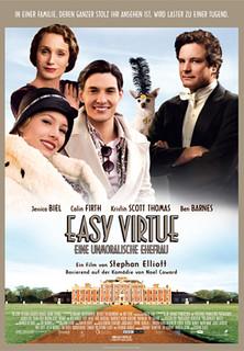 Easy Virtue - Eine unmoralische Ehefrau stream