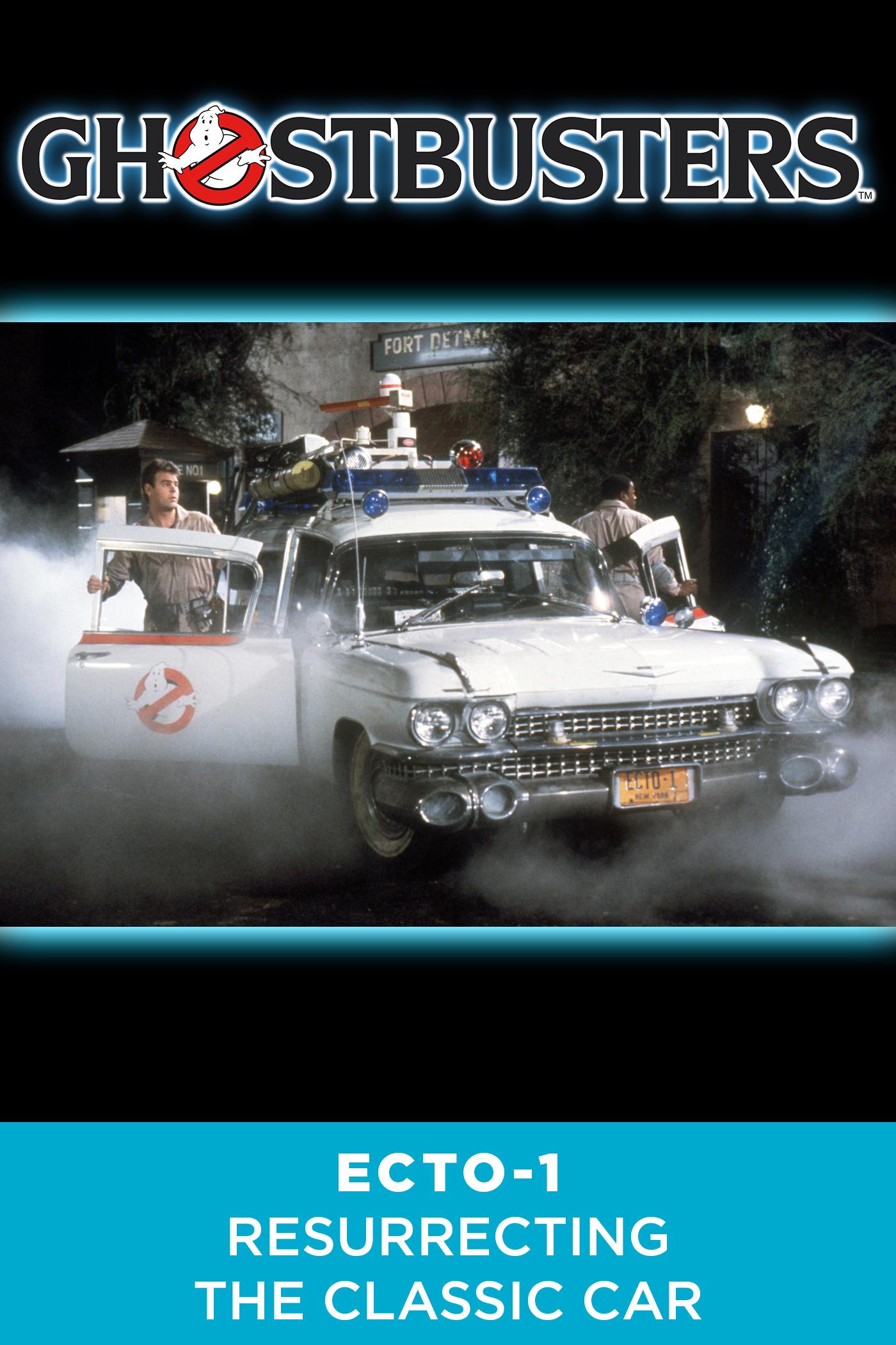 Ecto-1 Resurrecting the Classic Car Stream