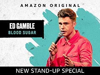 Ed Gamble: Blood Sugar stream
