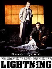 Ed McBain's 87th Precinct: Lightning stream