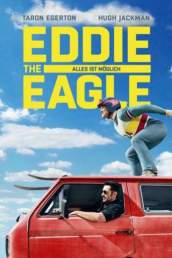 Eddie the Eagle - Alles ist möglich stream