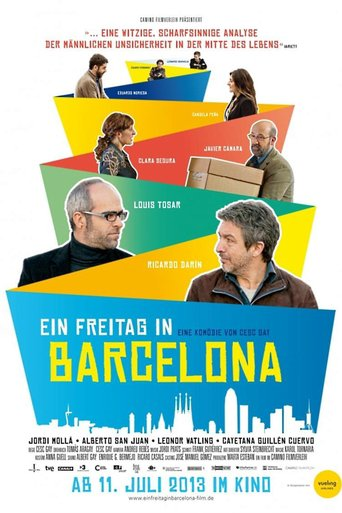 Ein Freitag in Barcelona stream