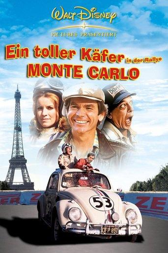 Ein toller Käfer in der Rallye Monte Carlo stream