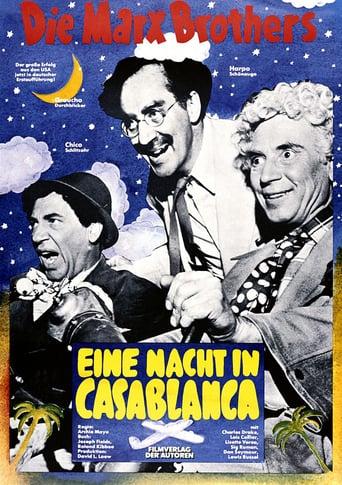 Eine Nacht in Casablanca Stream