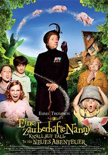 Eine zauberhafte Nanny - Knall auf Fall in ein neues Abenteuer stream