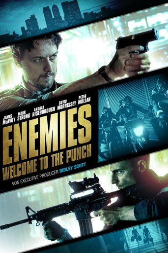 Enemies - Welcome to the Punch stream