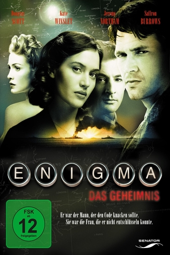 Enigma - Das Geheimnis stream