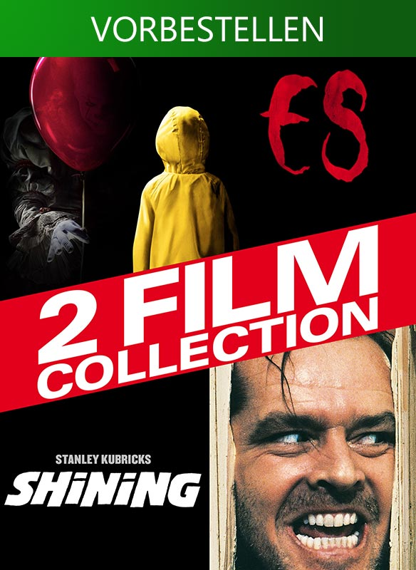 Es / Shining: 2 Film Collection stream
