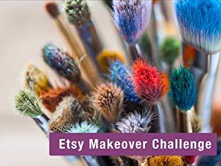 Etsy Makeover Challenge stream
