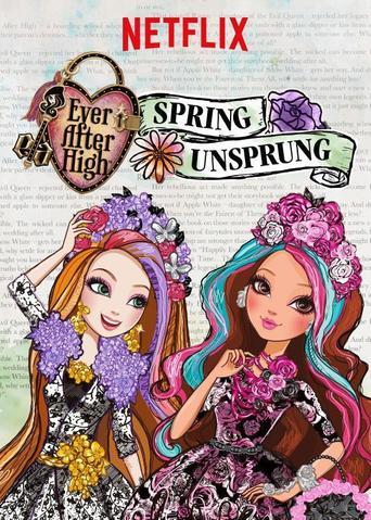 Ever After High: Spring Unsprung stream