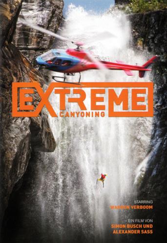 Extreme Canyoning stream