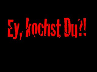 Ey, kochst Du?! - stream