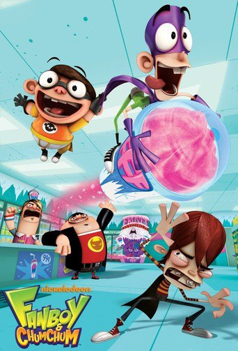 Fanboy and Chum Chum stream