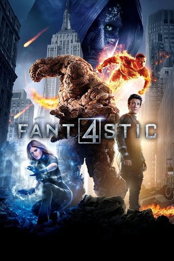 Fantastic Four 2015 stream