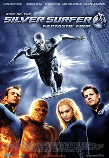 Fantastic Four - Rise of the Silver Surfer stream