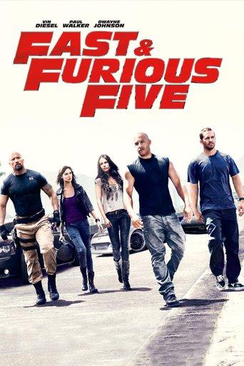 Fast & Furious 5 stream