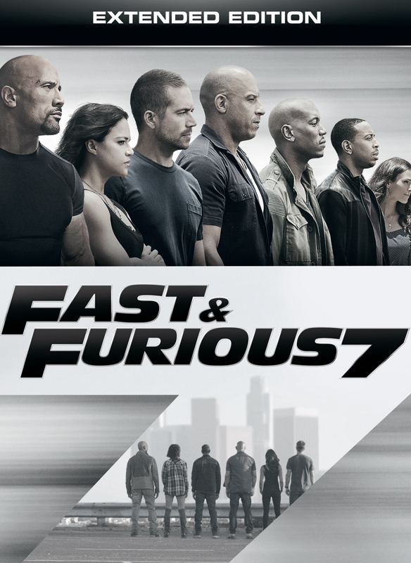 Fast & Furious 7 (Extended) stream
